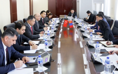THE 4th CONSULAR CONSULTATION MEETING BETWEEN THE MINISTRIES OF FOREIGN AFFAIRS OF MONGOLIA AND THE REPUBLIC OF TURKEY WAS HELD
