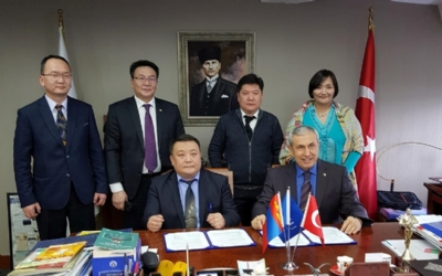 TWO UNIVERSITIES SIGNED A COOPERATION AGREEMENT