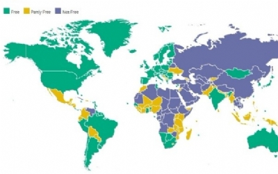 MONGOLIA RATED FREE IN GLOBAL FREEDOM REPORT