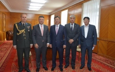 MONGOLIA TO APPOINT MILITARY ATTACHE IN TURKEY
