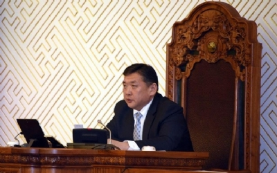 SPEAKER REVIEWS PARLIAMENT'S ACTIVITIES SINCE ELECTION