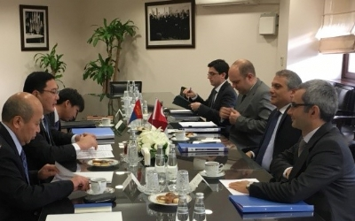 POLITICAL CONSULTATIONS BETWEEN FOREIGN MINISTRIES OF MONGOLIA AND TURKEY HELD IN ANKARA
