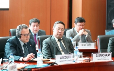MONGOLIA AND EU COOPERATE ON CRIMINAL JUSTICE REFORM
