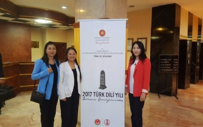 THE 8TH INTERNATIONAL CONFERENCE ON TURKIC LINGUISTICS