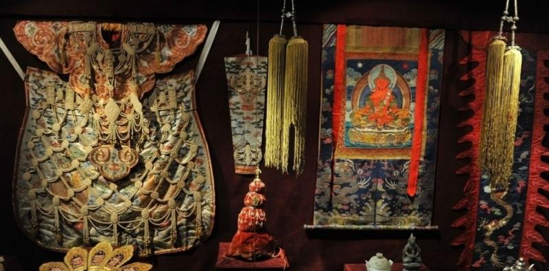 'TREASURY' MEDIA ART EXHIBITION OPENS IN BOGD KHAAN PALACE MUSEUM