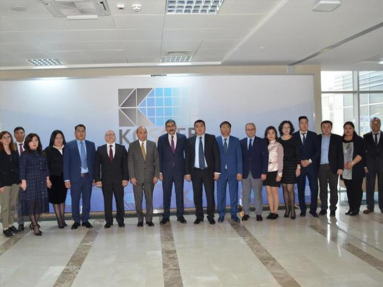 DELEGATION OF MONGOLIAN SMALL AND MEDIUM ENTERPRISES DEVELOPMENT FUND IN TURKEY