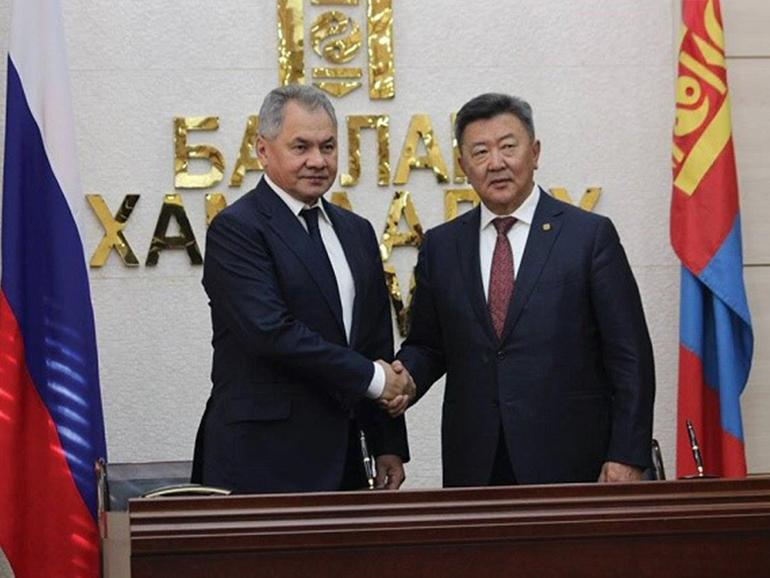 LONG TERM PROGRAM ON MILITARY COOPERATION SIGNED