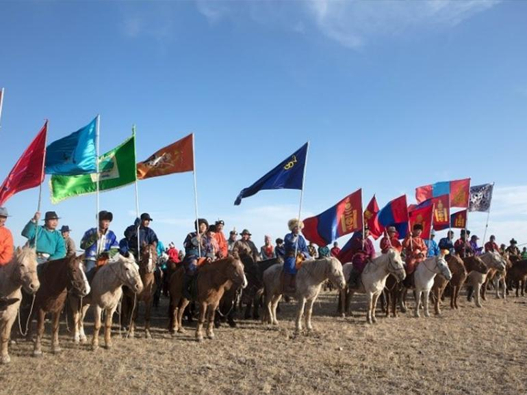 TEN THOUSAND HORSES OF STEPPE FESTIVAL TO TAKE PLACE FOR THE FIFTH YEAR