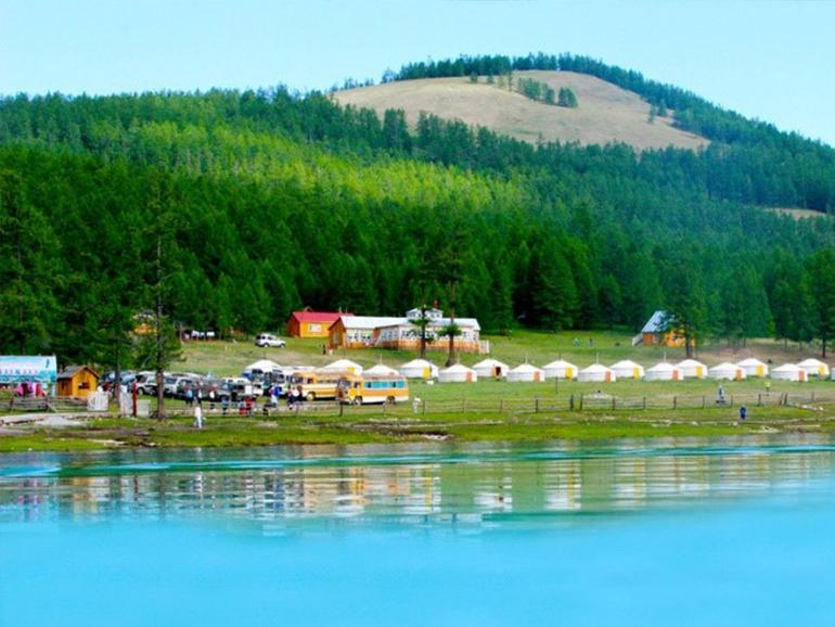 KHUVSGUL AIMAG RECEIVES OVER 100 THOUSAND TOURISTS