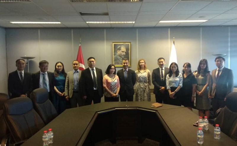 CAPACITY BUILDING TRAINING ON FREE TRADE AGREEMENT WAS HELD IN ANKARA