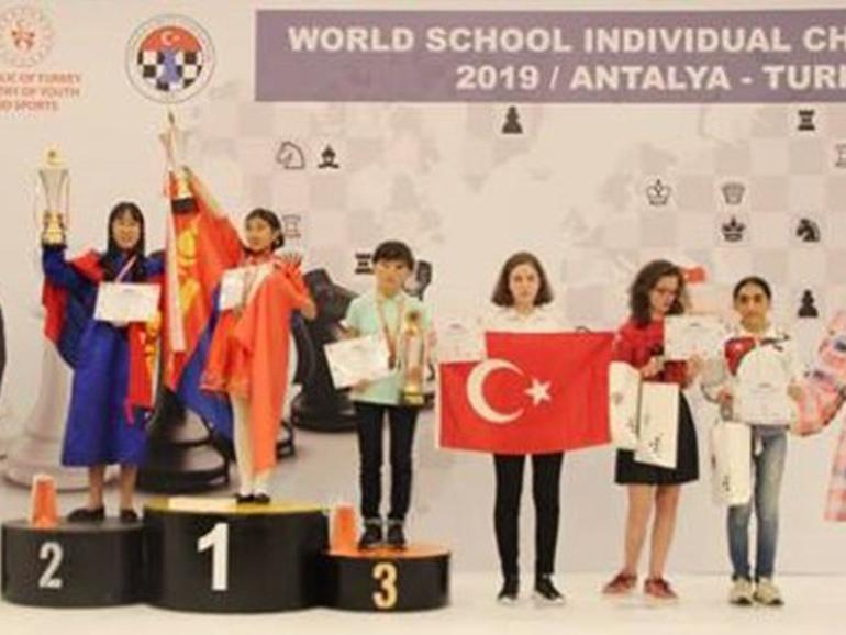MONGOLIAN STUDENTS PARTICIPATED IN THE INTERNATIONAL CHESS CHAMPIONSHIP