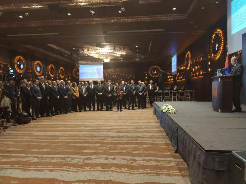 REPUBLIC DAY AND MONGOLIA-TURKEY DIPLOMATIC RELATIONS ANNIVERSARY CELEBRATED IN ANKARA