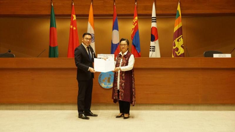 MONGOLIA ACCEDES TO THE ASIA-PACIFIC TRADE AGREEMENT AS ITS SEVENTH MEMBER
