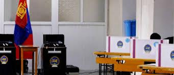 RESULTS FOR ULAANBAATAR'S LOCAL COUNCIL ELECTIONS SUBMITTED