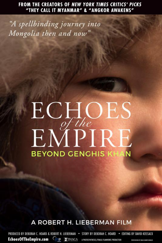 Echoes of the Empire: Beyond Genghis Khan' released for the holiday season