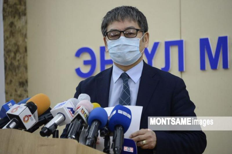 MINISTRY OF HEALTH GIVES LATEST UPDATES ON COVID-19 SITUATION IN MONGOLIA