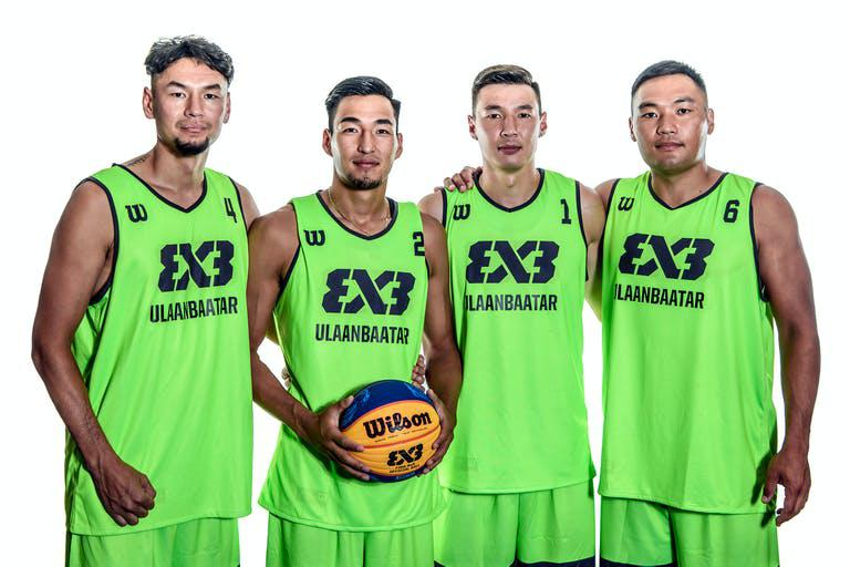 Three 3x3 basketball teams of Mongolia included in 'Top 30' of the world