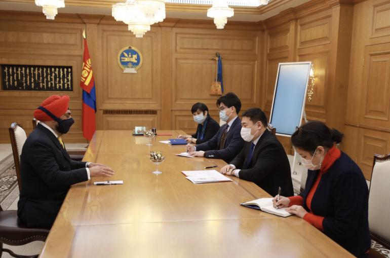 Mongolia to provide USD 1 million in humanitarian assistance to India