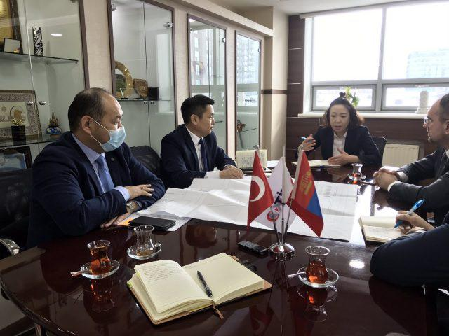 MINISTRY OF CULTURE TO COOPERATE WITH TIKA