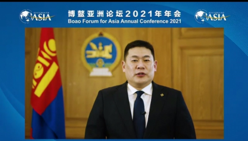 PM addresses at Boao Forum for Asia Annual Conference 2021