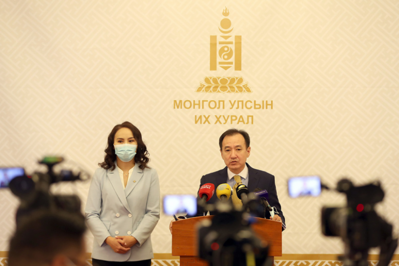 """MONGOLIA BECOMES FIRST ASIAN COUNTRY TO ADOPT LAW PROTECTING HUMAN RIGHTS DEFENDERS"""