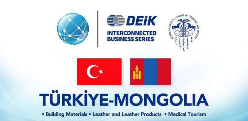 MONGOLIA-TURKEY BUSINESS MEETING TO BE HELD VIRTUALLY