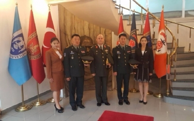 COOPERATION BETWEEN MILITARY MUSEUMS