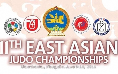 JUDO IS SET TO MAKE HISTORY THIS WEEKEND IN MONGOLIA